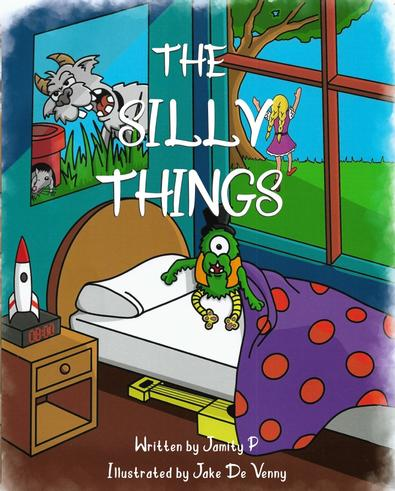 The Silly Things cover