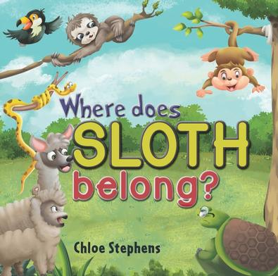 Where does Sloth Belong cover