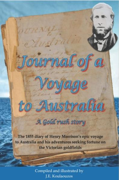 Journal of a Voyage to Australia cover