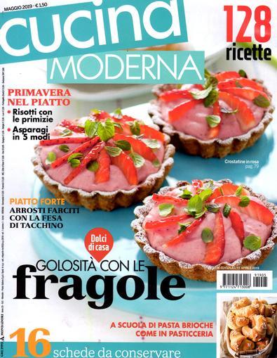 Cucina Moderna (Italy) magazine cover