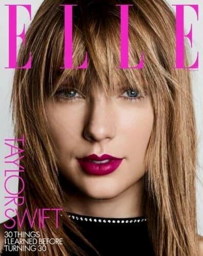 Elle (USA) magazine cover