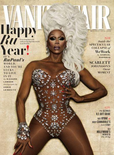 Vanity Fair (US) magazine cover