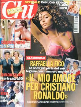 Chi (Italy) magazine cover