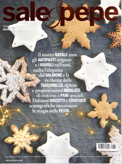 Sale E Pepe (Italy) magazine cover