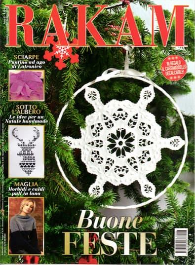Rakam (Italy) magazine cover