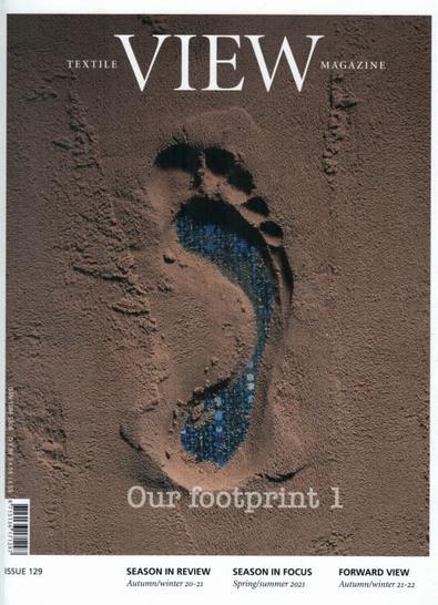 View Textile magazine cover
