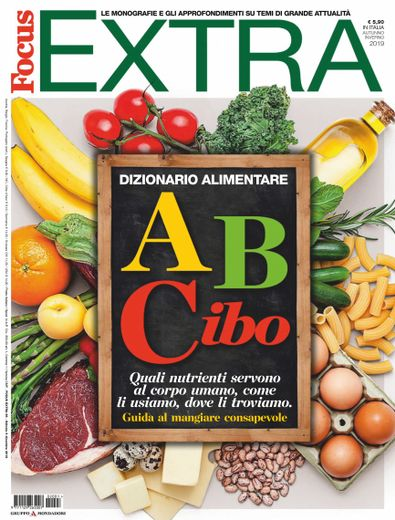 Focus Extra (Italy) magazine cover