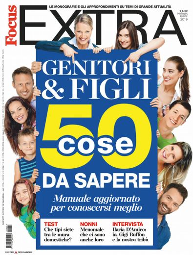 Focus Extra (Italy) magazine cover