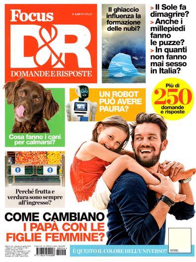 Focus Domande & Risposte(Italy) magazine cover