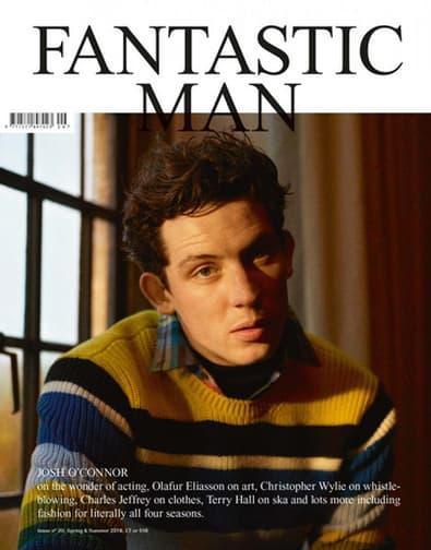 Fantastic Man magazine cover