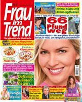 Frau Im Trend (GER) magazine cover