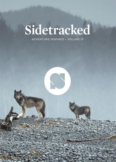 Sidetracked magazine cover