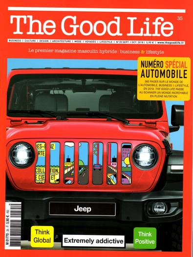 The Good Life magazine cover