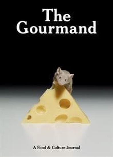 The Gourmand magazine cover