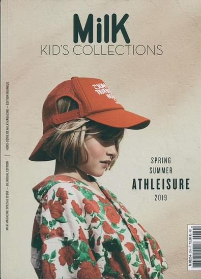 Milk Kids Collections magazine cover
