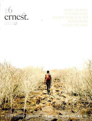 Ernest Journal magazine cover
