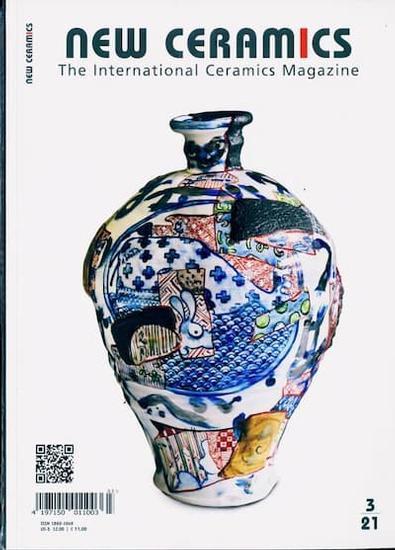 New Ceramics magazine cover