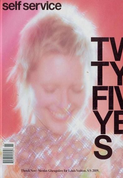 Self Service magazine cover