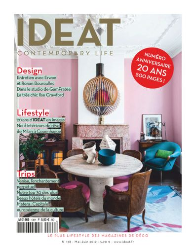 Ideat magazine cover