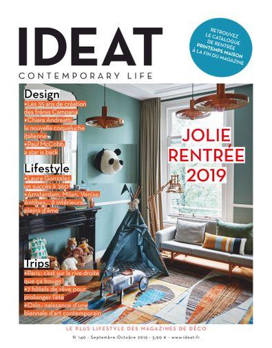 Ideat magazine cover