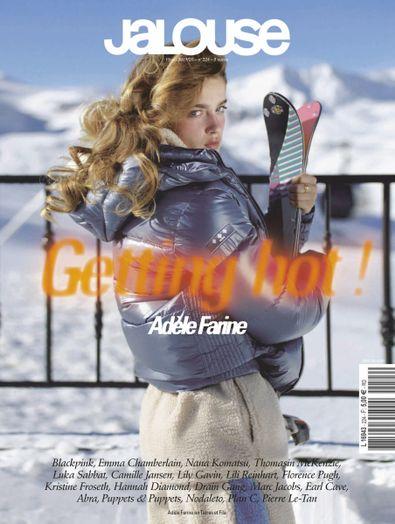 Jalouse magazine cover