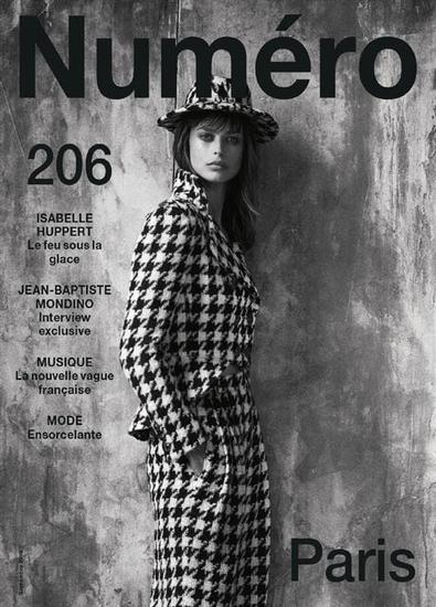 Numero magazine cover