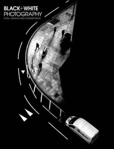 Black and White Photography (UK) magazine cover