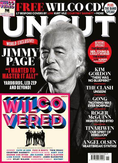 Uncut (UK) magazine cover