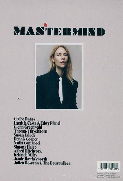 Mastermind magazine cover