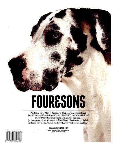Four & Sons magazine cover