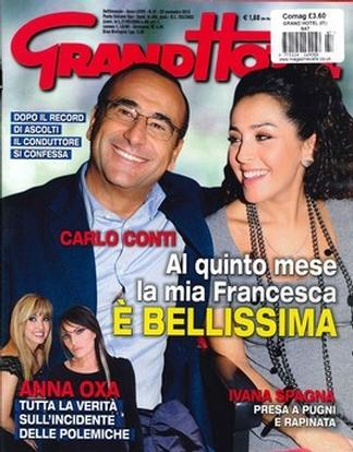 Grand Hotel (Italy) magazine cover