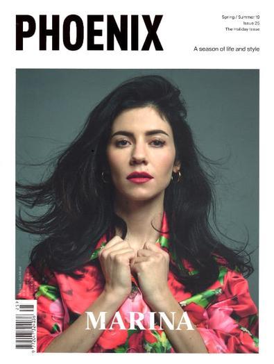 Phoenix magazine cover