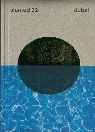 Slanted magazine cover