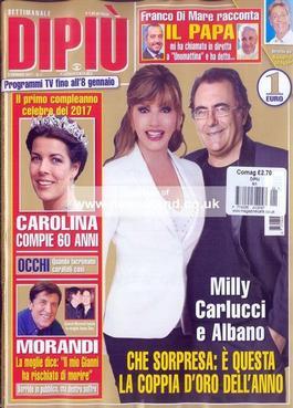 Dipiu magazine cover