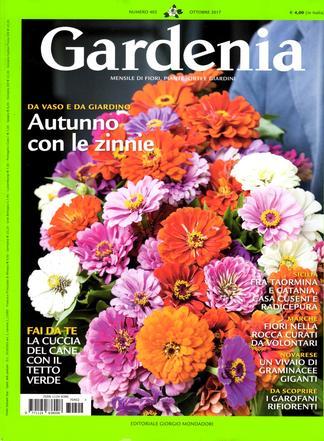 Gardenia (Italy) magazine cover