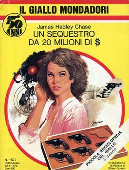 Giallo Mondadori (Italy) magazine cover