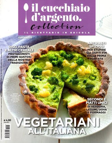 il Cucchiaio D'Argento magazine cover
