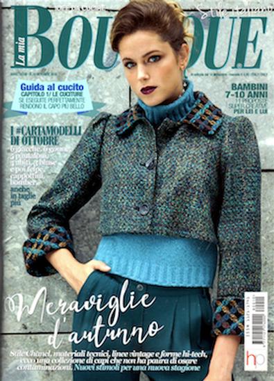 La Mia Boutique magazine cover