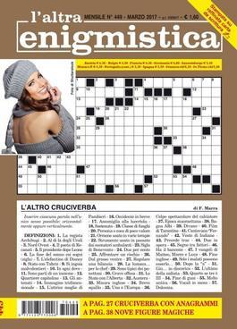 L'Altra Enigmistica magazine cover