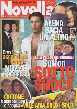 Novella (Italy) magazine cover