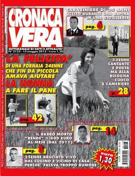 Nuovo Cronaca Vera (Italy) magazine cover