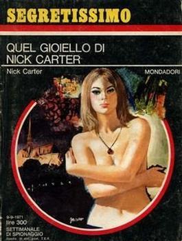 Segretissimo (Italy) magazine cover
