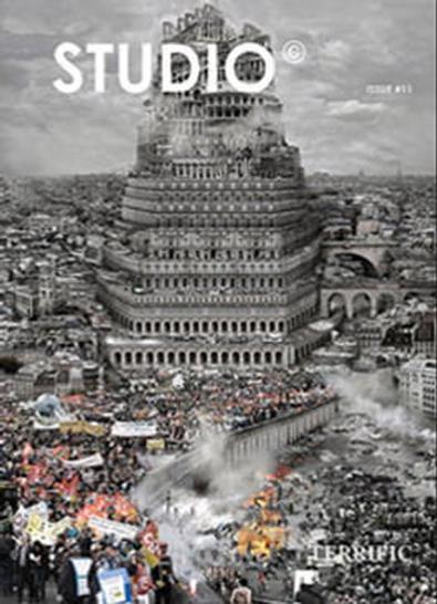 Studio (Italy) magazine cover