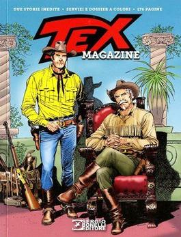 Tex (Italy) magazine cover