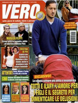 Vero (Italy) magazine cover