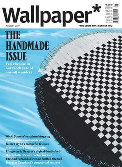 Wallpaper Uk Magazine Subscription
