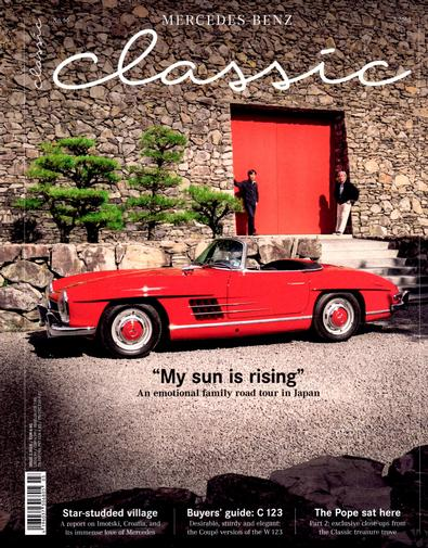 Mercedes-Benz Classic (Germany) magazine cover