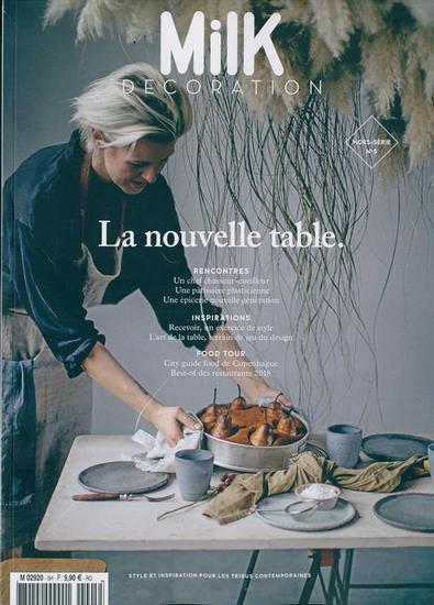 Milk Decoration Hors-Serie (France) magazine cover