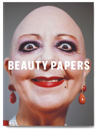 Beauty Papers magazine cover