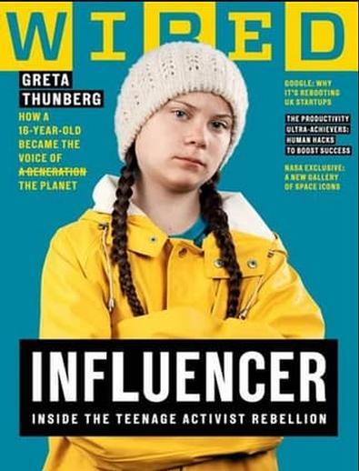 Wired (UK) magazine cover